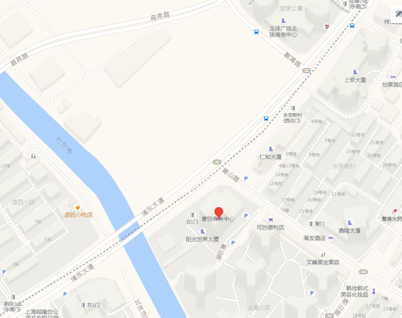 上海市嘉诚律师事务所-高德地图